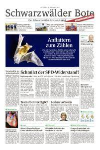 Schwarzwälder Bote Oberndorf - 22. November 2017