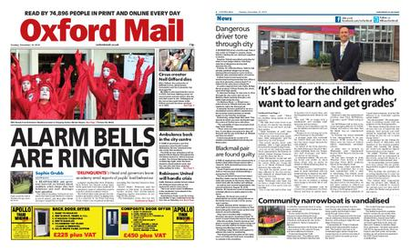 Oxford Mail – December 10, 2019