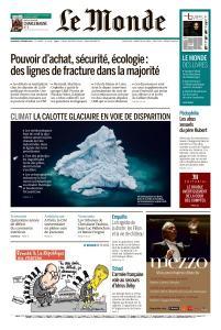 Le Monde du Vendredi 8 Février 2019