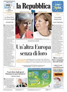 la Repubblica – 25 maggio 2019