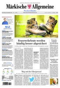 Märkische Allgemeine Westhavelländer - 28. September 2017