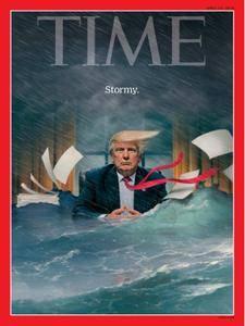 Time USA - April 23, 2018