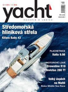 Yacht magazine - leden 2016