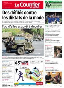 Le Courrier de l'Ouest Cholet – 22 septembre 2019