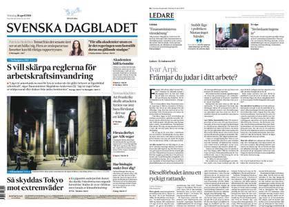 Svenska Dagbladet – 16 april 2018