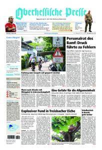 Oberhessische Presse Marburg/Ostkreis - 29. Mai 2018