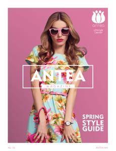 Antea Magazine - mayo 2018