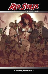 Red Sonja She Devil With a Sword v02 Arrowsmith 2007 Digital DR & Quinch Empire