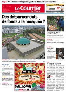 Le Courrier de l'Ouest Angers – 02 novembre 2019
