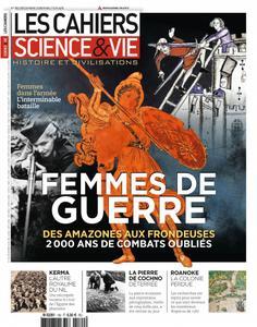 Les Cahiers de Science & Vie - décembre 2018