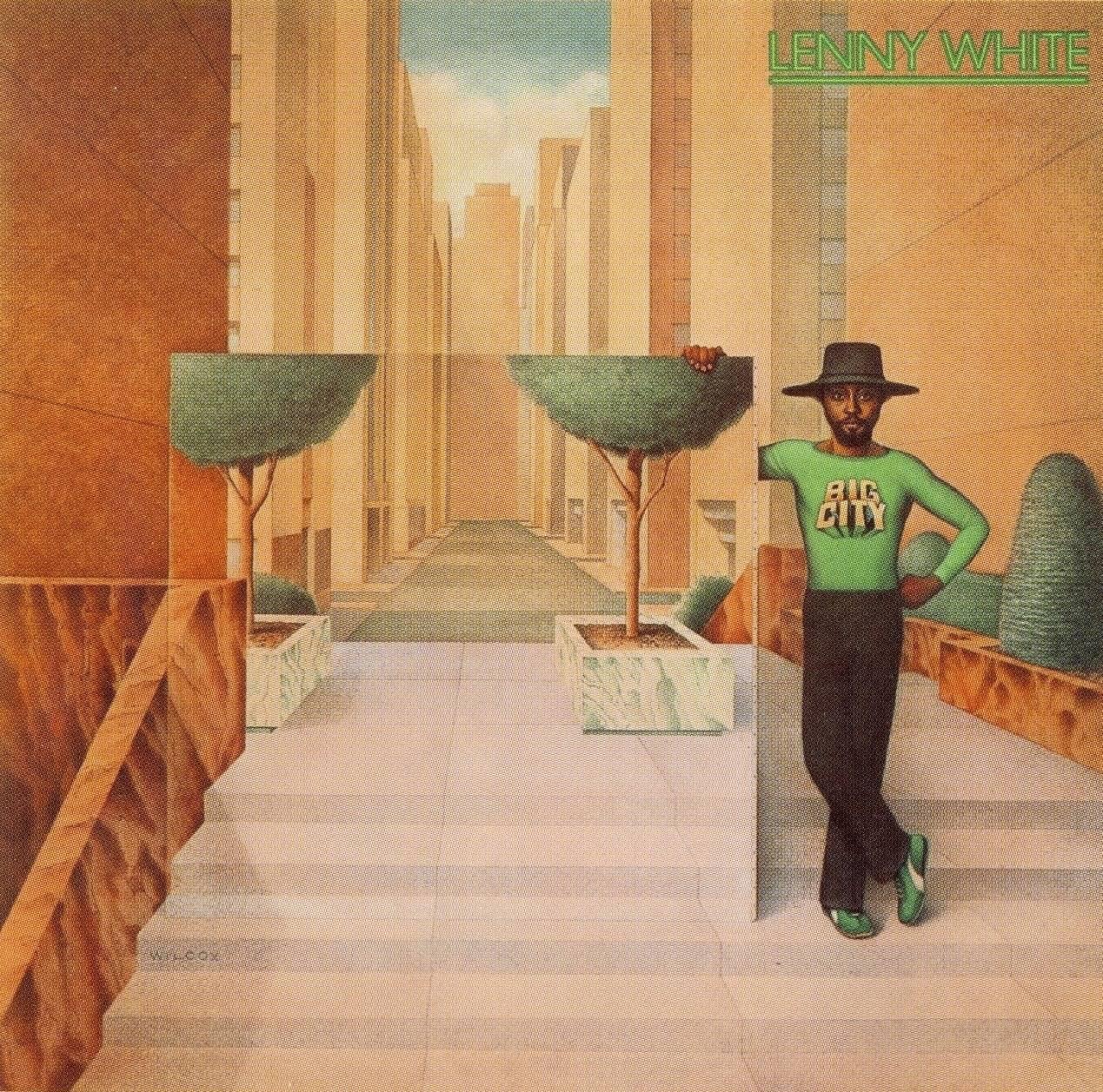 Lenny White - Big City (1977) [2017, Remastered Reissue]