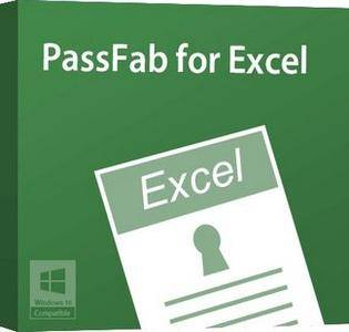 PassFab for Excel 8.5.0.21 Multilingual Portable