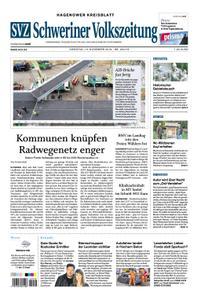Schweriner Volkszeitung Hagenower Kreisblatt - 13. November 2018