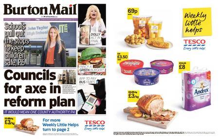 Burton Mail – September 03, 2020
