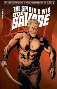 Dynamite-Doc Savage The Spider s
