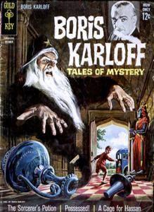 Boris Karloff Tales of Mystery 005 1963