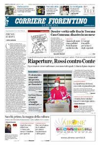Corriere Fiorentino La Toscana – 24 aprile 2020