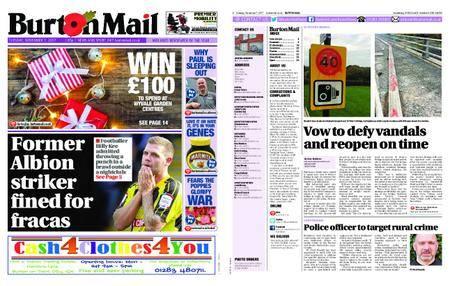 Burton Mail – November 07, 2017