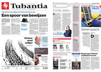 Tubantia - Enschede – 06 december 2018