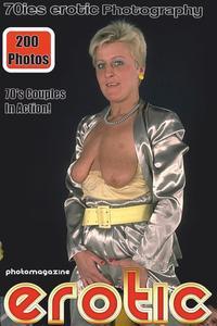 Erotics From The 70s Adult Photo Magazine - December 2020