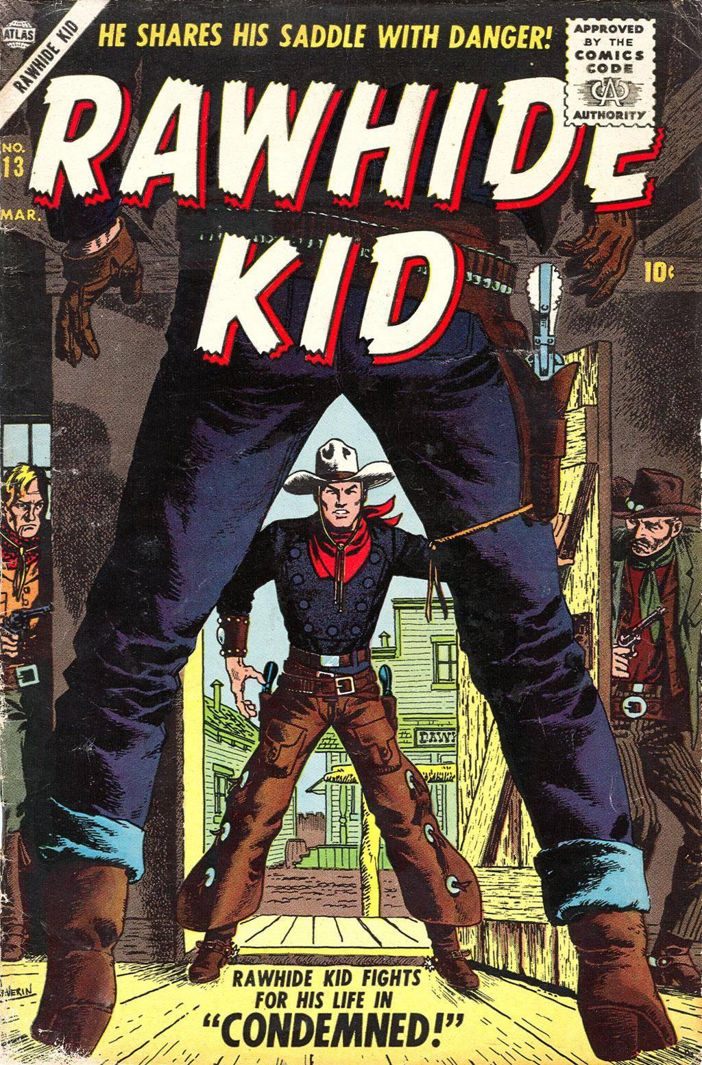 Rawhide Kid v1 013 1957
