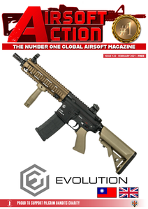 Airsoft Action - February 2021
