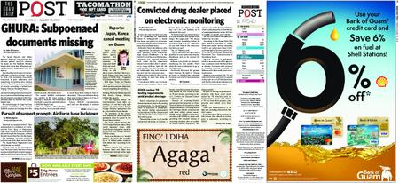 The Guam Daily Post – August 15, 2019