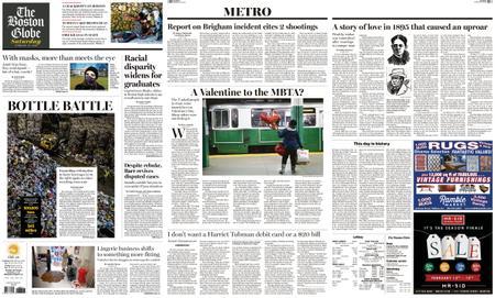 The Boston Globe – February 15, 2020