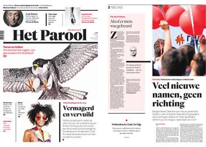 Het Parool – 20 juli 2019