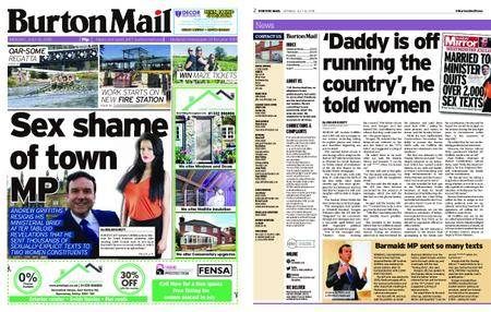 Burton Mail – July 16, 2018