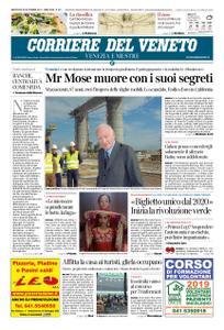 Corriere del Veneto Venezia e Mestre – 25 settembre 2019