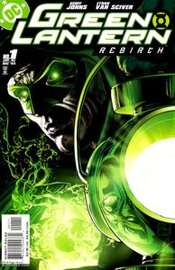 01 Green Lantern Rebirth 01 - Blackest Night