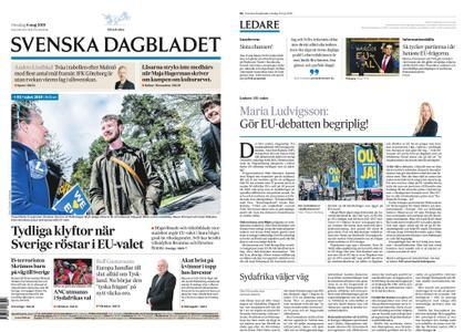 Svenska Dagbladet – 08 maj 2019