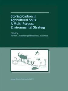 Storing Carbon in Agricultural Soils: A Multi-Purpose Environmental Strategy