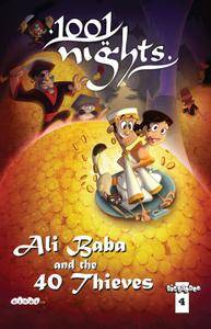 1001 Nights 004 - Ali Baba and the 40 Thieves (2010)