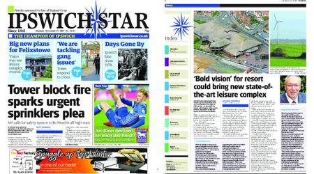 Ipswich Star – November 27, 2017
