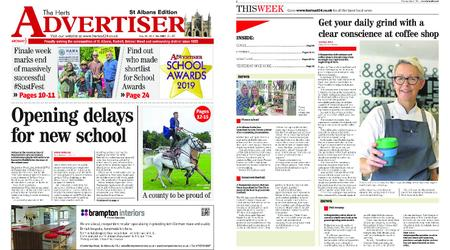 The Herts Advertiser – May 30, 2019