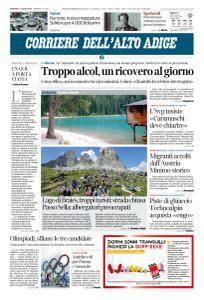 Corriere dell'Alto Adige - 17 Luglio 2018