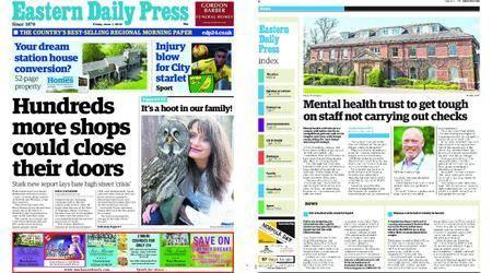 Eastern Daily Press – June 01, 2018