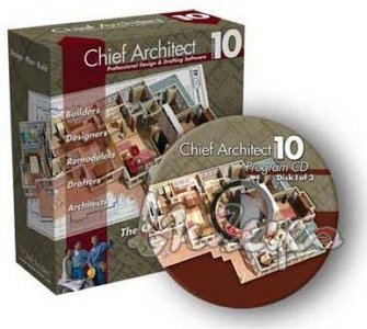 Chief Architect v10.8 with Training CDs