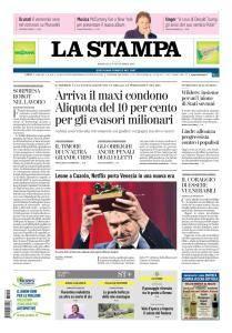 La Stampa Imperia e Sanremo - 9 Settembre 2018