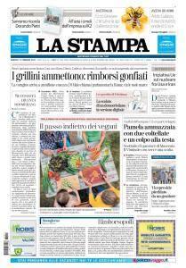 La Stampa Imperia e Sanremo - 13 Febbraio 2018