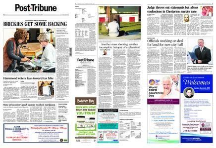 Post-Tribune – November 08, 2017