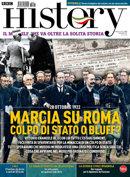 BBC History Italia N.91 - Novembre 2018