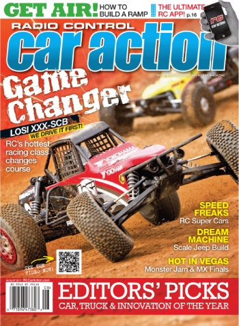 Radio Control Car Action - August 2011