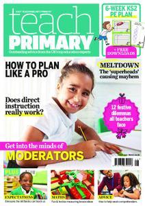 Teach Primary – November 2018