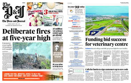 The Press and Journal Moray – August 17, 2019