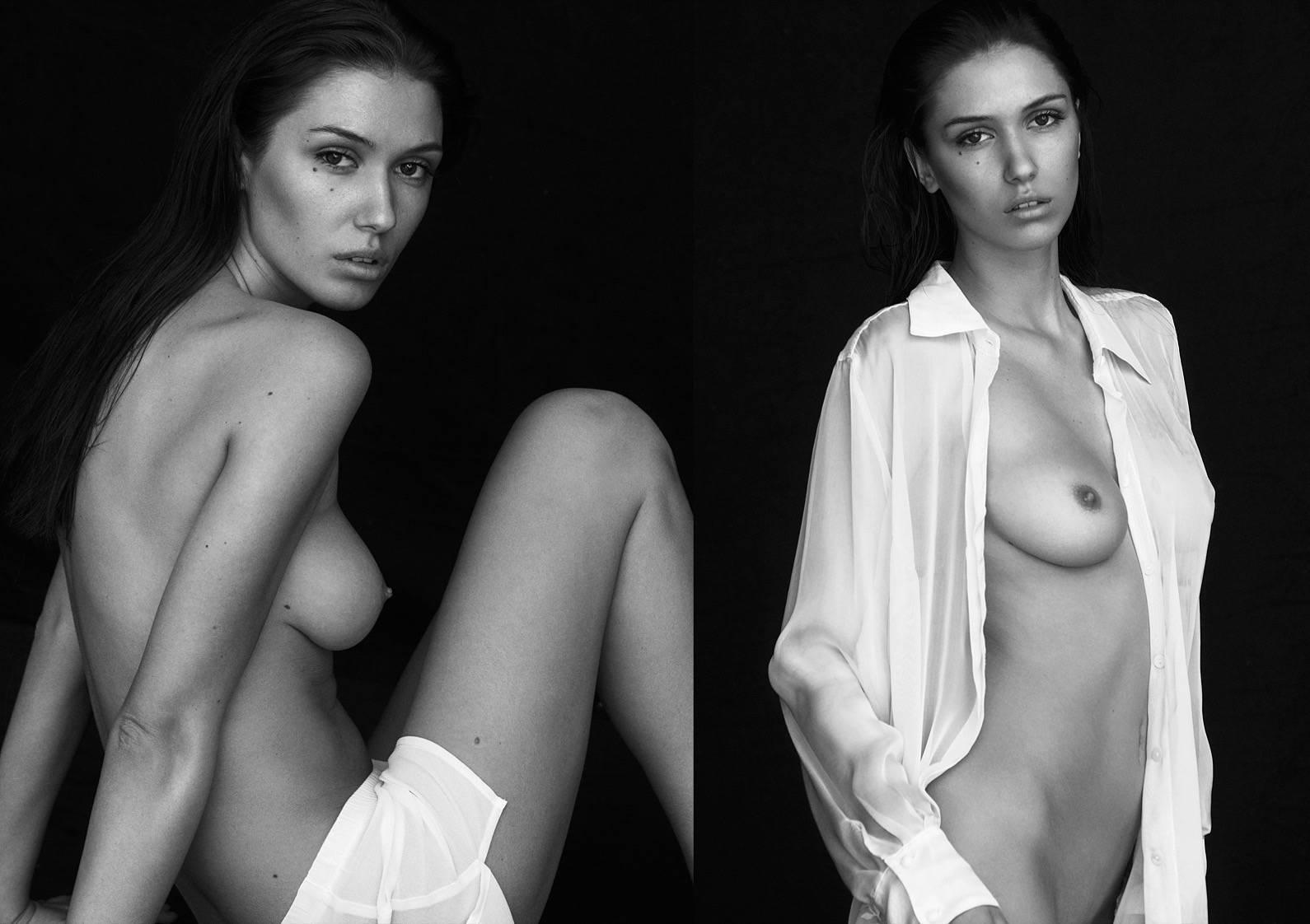 Landiana Cerciu - Stefano Fabbri Photoshoot