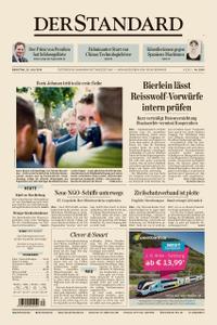 Der Standard – 23. Juli 2019