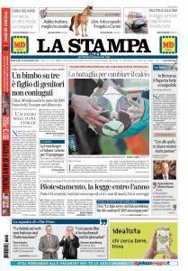 La Stampa Torino Provincia e Canavese - 29 Novembre 2017